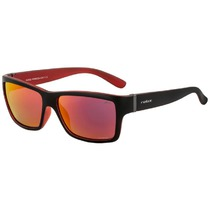 Sonnen Brille RELAX Formosa black red R2292E, Relax