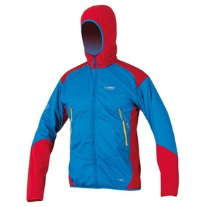 Jacke Direct Alpine Alpha blau rot, Direct Alpine