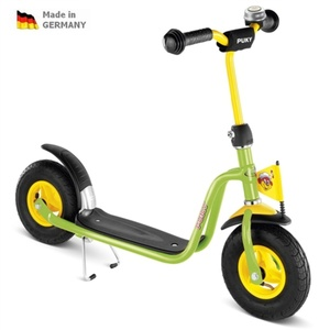 Kinder green Scooter SCOOTER R 03 L PUKY 5115, Puky