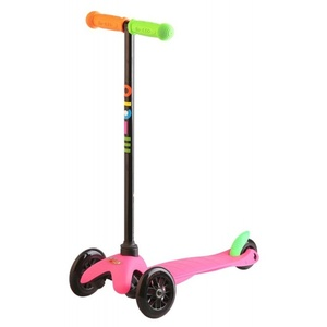 Scooter Mini Micro Sporty Neon pink, Micro