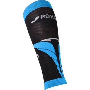 Kompression kalb Arm-/Beinlinge ROYAL BAY® Air Black/Blue 9588, ROYAL BAY®